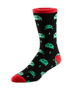 Space Invaders Socks - GetSocked Bamboo Socks on Monthly Subscription!