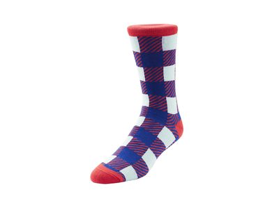 Tartan Time - GetSocked Bamboo Socks on Monthly Subscription!