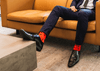 Watermelon - GetSocked Bamboo Socks on Monthly Subscription!