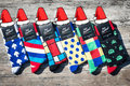 Xmas / Christmas Sock Subscription - 12 Months Advance