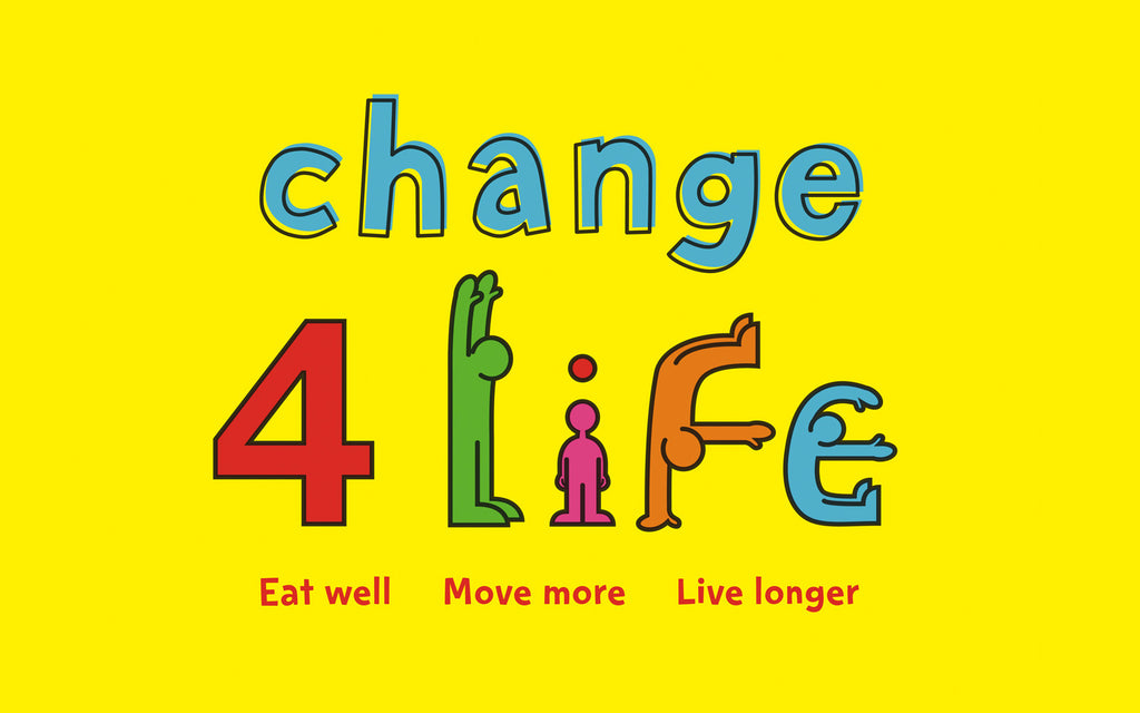 Image result for change for life move more