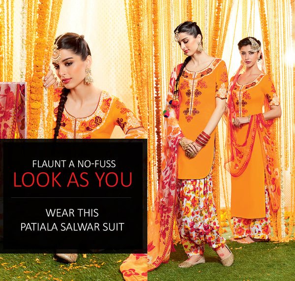 buy patiala salwar suits