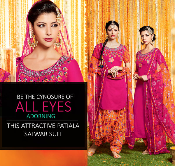 indian patiala salwar suits
