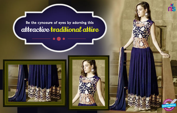 buy anarkali suits online shopping