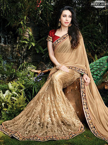 designer party wear saree online