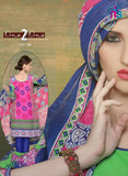 NS11530 Green and Pink Chudidar Suit