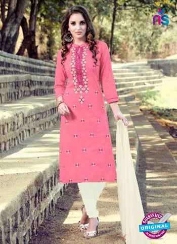 LookWell 001 Pink Formal Cotton Suit