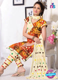 NS11102 Multicolor Cambric Patiala Suit
