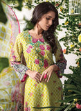 NS10898 Yellow Color Satin Cotton Designer Suit