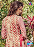 Kashmir Beauty 03 Peach and Beige Lawn Cotton Party Wear Suit