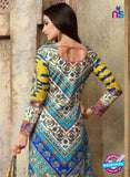 SC 13738 Multicolor and Peach Cotton Designer Fancy Exclusive Printed Long Straight Suit Online