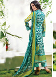 NS10902  Sea Green Color Satin Cotton Designer Suit
