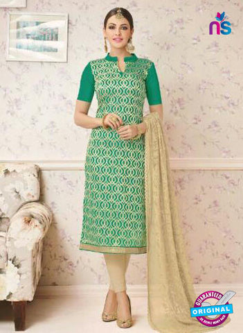 Vardan 1001 Green Formal Suit