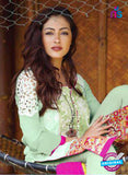 SC 13592 Green and Pink Embroidered Georgette Designer Fancy Function Pakistani Salwar Suit