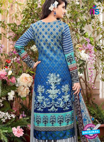 AZ 5900 Blue Pakistani Suit