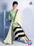 Nakkashi 1019 B Green Georgette Party Wear Suit
