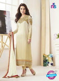 Fiona101  Beige Color Georgette Designer Suit