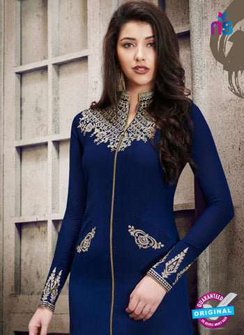 AZ 6501 Blue Party Wear Suit