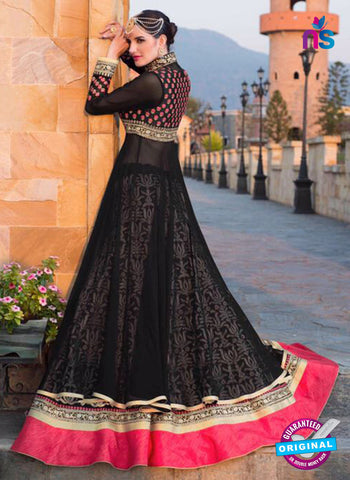 Beauty 102 Black Indo Western Suit