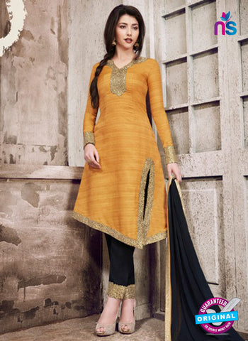 Nairra 1031 B Yellow Indo Western Suit