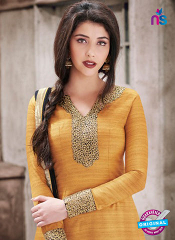 AZ 6508 Yellow Indo Western Suit