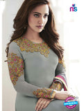 Fiona103 Grey Color Georgette Designer Suit Online