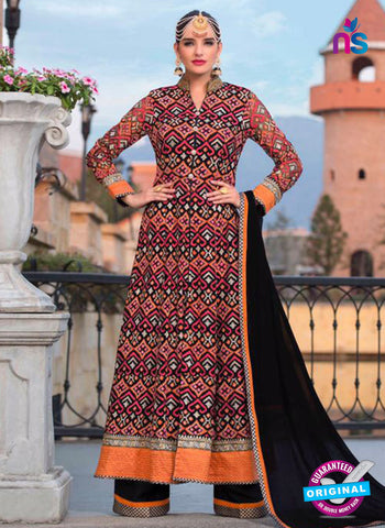 Beauty 104 Multicolor Indo Western Suit