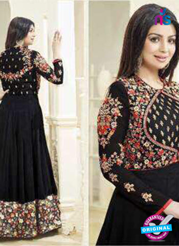 Aaray 106 Black Anarkali Suit