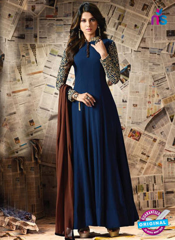 Mugdha 11006  Blue Anarkali Suit