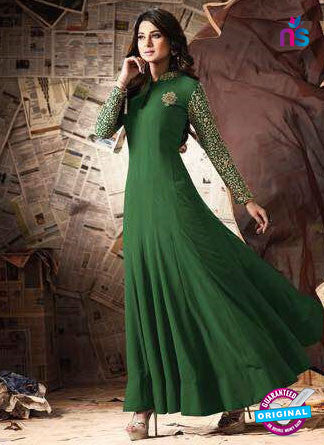 Mugdha 11006 Green Anarkali Suit