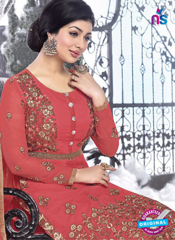 Sajawat 1103 Red Party Wear Suit
