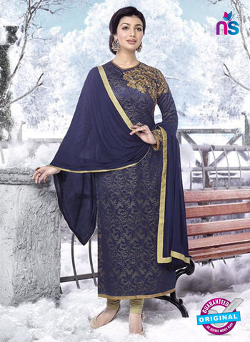 Sajawat 1104 Blue Party Wear Suit