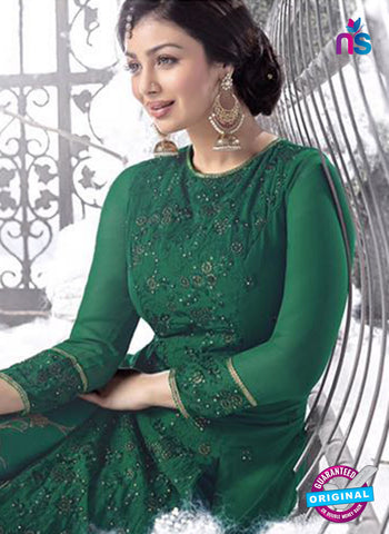 Sajawat 1107 Green Party Wear Suit