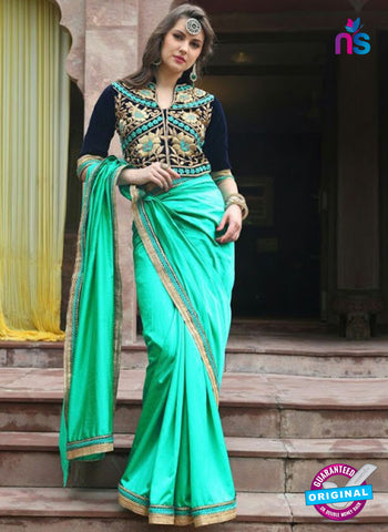 Reflection 1110 Sea Green Party Wear Saree