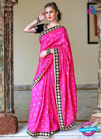 Reflection 1114  Pink Party Wear Saree