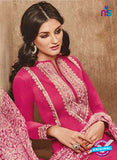 Omtex 1116 Pink Color Georgette Designer Suit