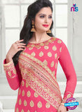 SC 14158 Pink Faux Georgette Party Wear Suit Online