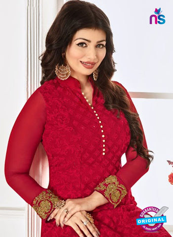 Zaaina 1147 Red Party Wear Suit