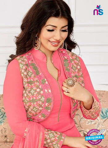 Zaaina 1154 Pink Party Wear Suit