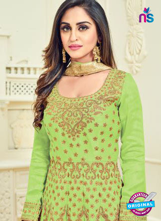 Arihant 12062 Green Anarkali Suit