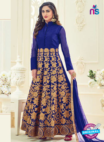 Arihant 12066 Blue Anarkali Suit