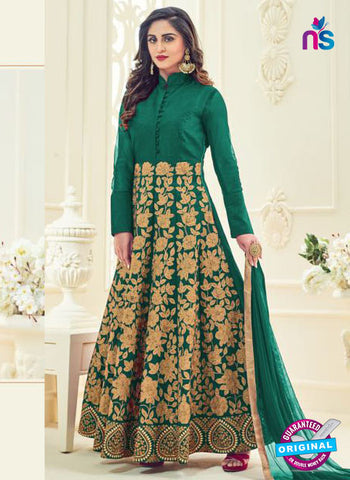 Arihant 12067 Sea Green Anarkali Suit