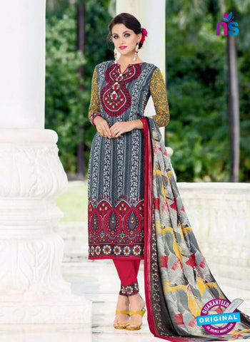 SC 14020 Grey and Pink Exclusive Fancy Functional Wear Straight Plazo Suit