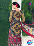 SC 14020 Grey and Pink Exclusive Fancy Functional Wear Straight Plazo Suit Online