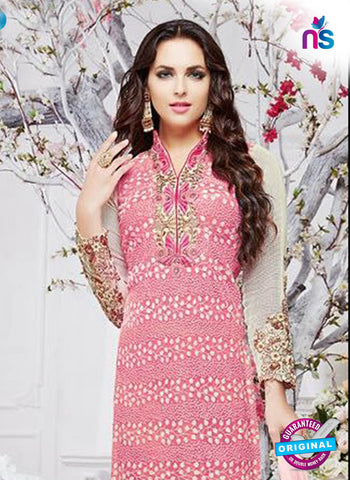 Zubeda 12902 Pink Party Wear Suit