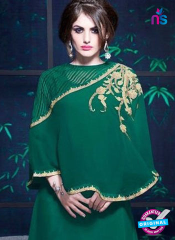 Titli 129 Green Indo Western Tunic