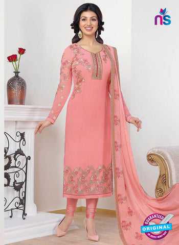 Zubeda 13202 Pink Party Wear Suit