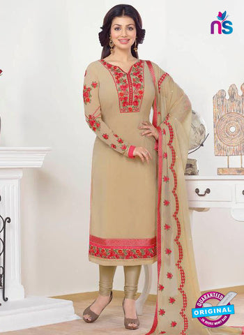Zubeda 13208 Brown Party Wear Suit