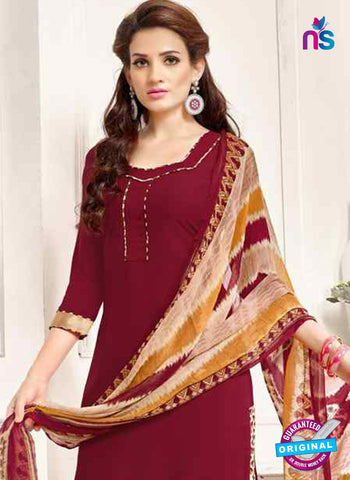 crepe designer fancy patiala suit