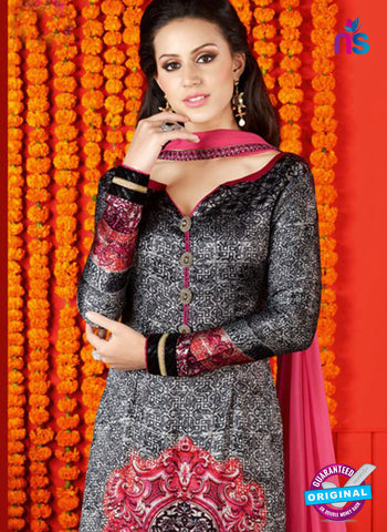 Raaga 1410 Black Formal Suit